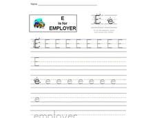 E is for Employer Interactive