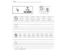 G is for Glider Interactive