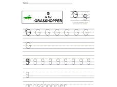 G is for Grasshopper Interactive