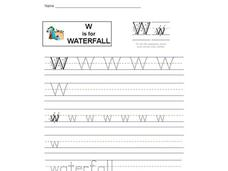 W is for Waterfall Interactive