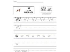 W is for Weasel Interactive