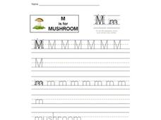 M is for Mushroom Interactive