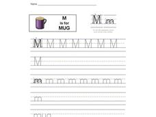 M is for Mug Interactive