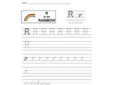 R is for Rainbow Interactive