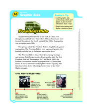 Freedom Ride Graphic Organizer