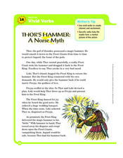 Thor's Hammer Worksheet