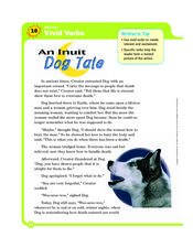 An Inuit Dog Tale Worksheet