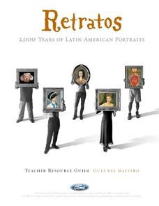 Retratos: 2000 Years of Latin American Portraits Lesson Plan