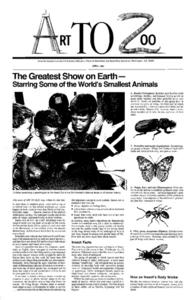 The Greatest Show on Earth: The World's Smallest Animals Lesson Plan