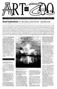 Great Explorations: To the End of the Earth and Beyond Lesson Plan