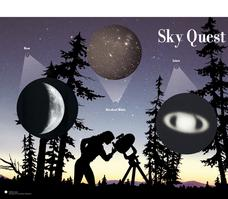 Sky Quest:  Exploring the Constellations Lesson Plan