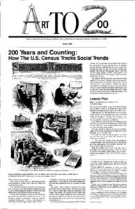 200 Years and Counting:  How the U.S. Census Tracks Social Trends Lesson Plan