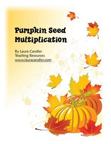Pumpkin Seed Multiplication Lesson Plan