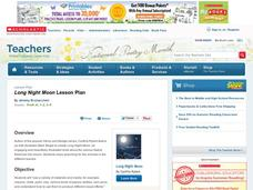 Long Night Moon Lesson Plan Lesson Plan