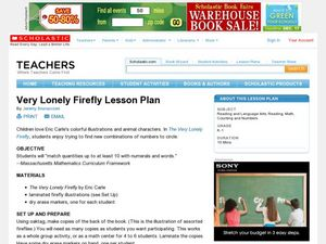 Very Lonely Firefly Lesson Plan Lesson Plan