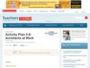 Activity Plan 5-6: Architects at Work Lesson Plan