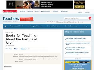 Books for Teaching About the Earth and Sky Lesson Plan