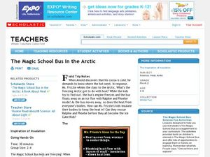 The Magic School Bus In the Arctic Lesson Plan