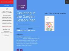 Counting in the Garden Lesson Plan Lesson Plan