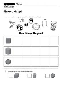 Make a Graph  challenge Worksheet