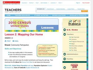 Lesson 2: Mapping Our Home Lesson Plan