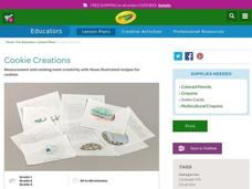 Cookie Creations Lesson Plan