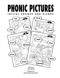 Phonic Pictures Worksheet