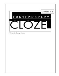Contemporary Cloze - The Internet Lesson Plan