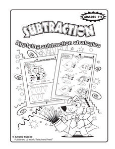 Subtraction: Apply Subtraction Strategies Worksheet