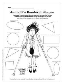 Junie B Jones Lesson Plans & Worksheets Reviewed by Teachers