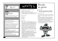 Room to Grow Lesson Plan