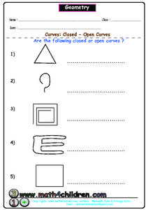 Geometry 2 Worksheet