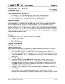coulomb lesson plans worksheets reviewed by teachers. Black Bedroom Furniture Sets. Home Design Ideas