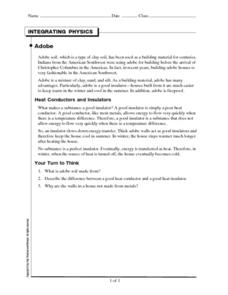 Adobe Worksheet