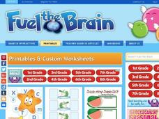 Brain Booster: Estimation and Repeated Addition Interactive