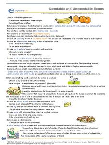 as well Countable vs  uncountable nouns   Set of printables for kids furthermore Countable   Uncountable nouns   Interactive worksheet additionally Countable and Uncountable Food moreover  additionally Quantifiers Countable Uncountable Nouns Worksheets Elegant 82 Free in addition English Exercises  Countable and Uncountable Nouns further Countable and Uncountable Nouns Worksheet for 6th   Higher Ed furthermore  together with countable and uncountable nouns   ESL worksheet by jagurek likewise Identify Uncountable Nouns in a Sentence Worksheet   Turtle Diary further COUNTABLE AND UNCOUNTABLE NOUNS   ESL worksheet by domnitza as well Countables and Uncountables ESL Printable Worksheets and Exercises additionally Countable and Uncountable nouns   ESL worksheet by jhansi together with Countable and Uncountable Nouns moreover Countables and Uncountables ESL Printable Worksheets and Exercises. on count and uncountable nouns worksheet