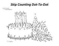 Counting by 2's Worksheet