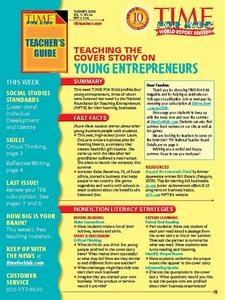 Young Entrepreneurs Lesson Plan