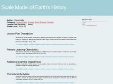 A Scale of the Earth Lesson Plan