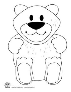 Polar Bear Worksheet