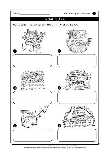 Noahs Ark Lesson Plans & Worksheets Reviewed by Teachers