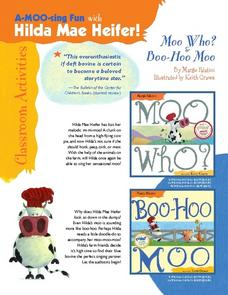Moo Who? Lesson Plan
