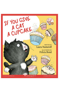 If You Give A Cat A Cupcake Lesson Plan
