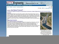 Are Dams Forever? Lesson Plan