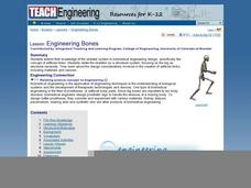 Engineering Bones Lesson Plan