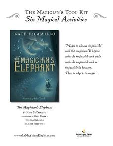 The Magician's Elephant Lesson Plan