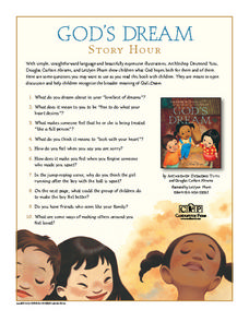 God's Dream Lesson Plan