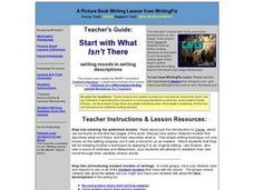 Start With What Isn't There Lesson Plan