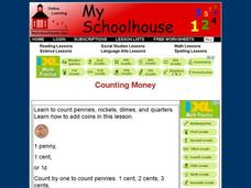 Counting Money (Online Interactive) Interactive