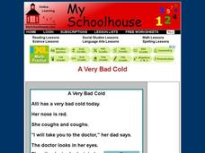 A Very Bad Cold Interactive